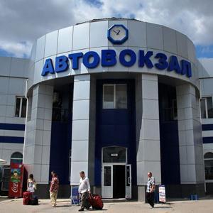 Автовокзалы Устинова