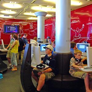 Интернет-кафе Устинова