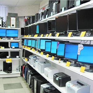 Компьютерные магазины Устинова