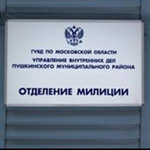 Отделения полиции Устинова