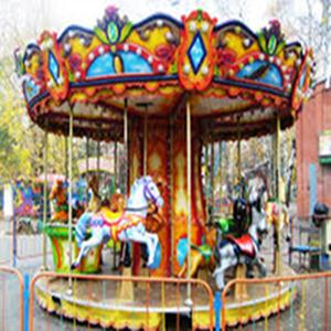 Парки культуры и отдыха Устинова