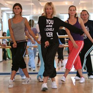 Школы танцев Устинова