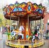 Парки культуры и отдыха в Устинове