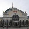 Железнодорожные вокзалы в Устинове