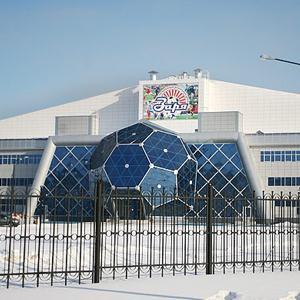 Спортивные комплексы Устинова